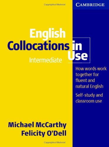 English Collocations in Use   2005 edition cover