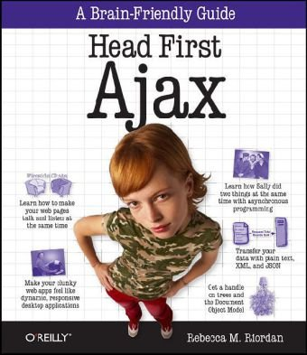 Head First Ajax   2008 edition cover