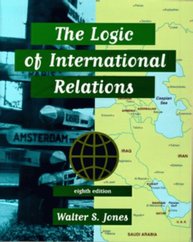Logic of International Relations  8th 1997 edition cover