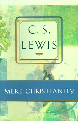 Mere Christianity   1996 (Revised) edition cover