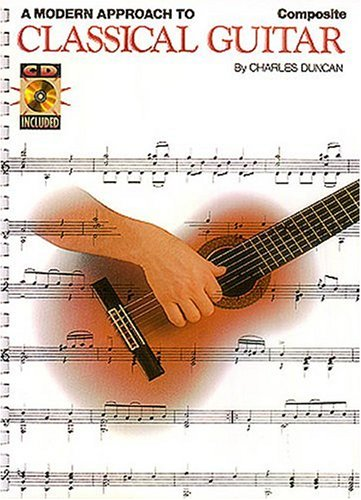 Classical Guitar Composite  N/A edition cover