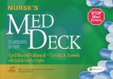 Nurse's Med Deck:   2014 edition cover