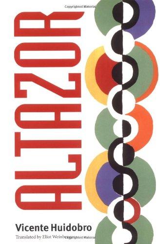 Altazor   2003 edition cover