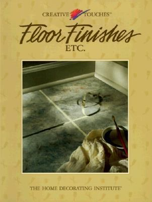 Floor Finishes Etc.   1996 9780865738782 Front Cover