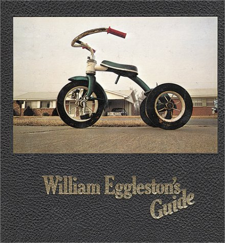 William Eggleston's Guide  2nd 2002 (Facsimile) edition cover