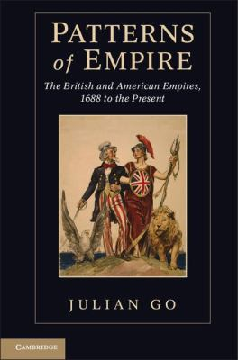 Patterns of Empire The British and American Empires, 1688 to the Present  2011 edition cover