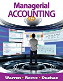 Bundle: Managerial Accounting, 11th + CengageNOW with EBook Printed Access Card Managerial Accounting, 11th + CengageNOW with EBook Printed Access Card 11th 9781111995782 Front Cover