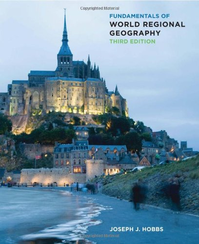 Fundamentals of World Regional Geography  3rd 2013 edition cover