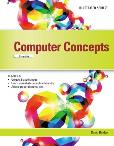 Computer Concepts: Illustrated Essentials  2013 edition cover