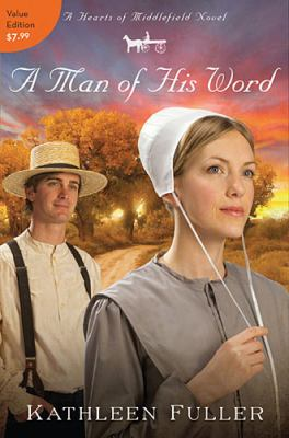 Man of His Word   2012 9781401685782 Front Cover