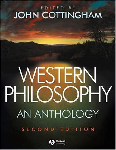 Western Philosophy  2nd 2007 (Revised) edition cover