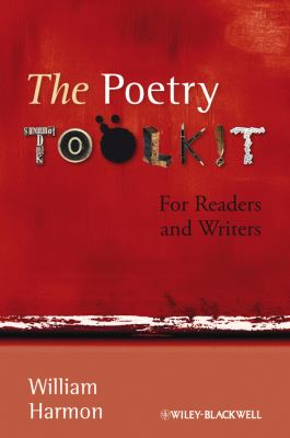 Poetry Toolkit For Readers and Writers  2011 9781405195782 Front Cover