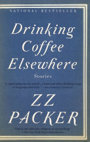 Drinking Coffee Elsewhere   2003 edition cover
