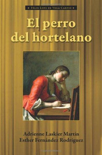 Perro Del Hortelano  N/A edition cover