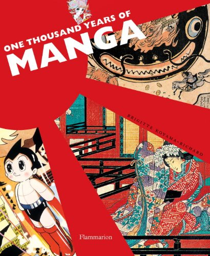 One Thousand Years of Manga  N/A edition cover
