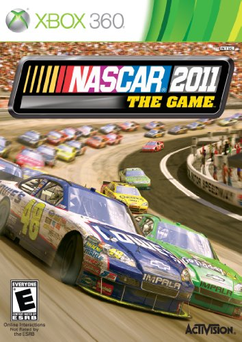 NASCAR The Game 2011 - Xbox 360 Xbox 360 artwork