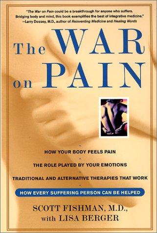 War on Pain   2000 9780060930783 Front Cover