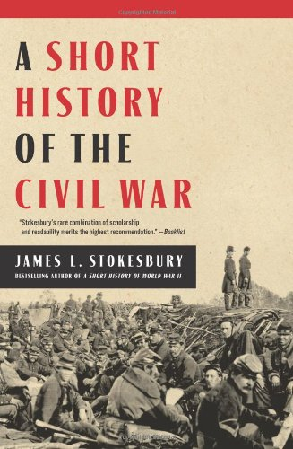 Short History of the Civil War  N/A edition cover
