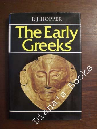Early Greeks  1977 9780064929783 Front Cover