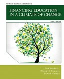 Financing Education in a Climate of Change:   2015 edition cover