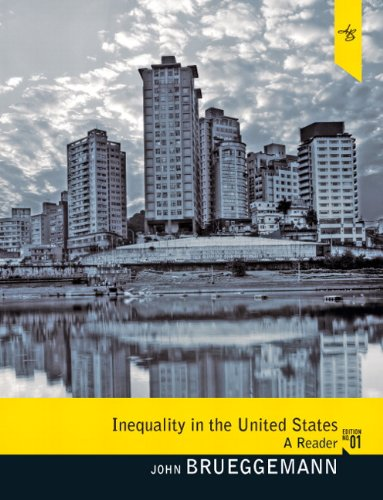 Inequality in the United States A Reader  2011 edition cover