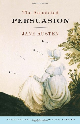 Annotated Persuasion   2010 edition cover
