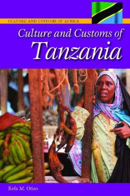 Culture and Customs of Tanzania   2013 edition cover