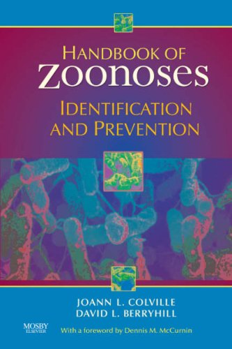 Handbook of Zoonoses Identification and Prevention  2007 edition cover