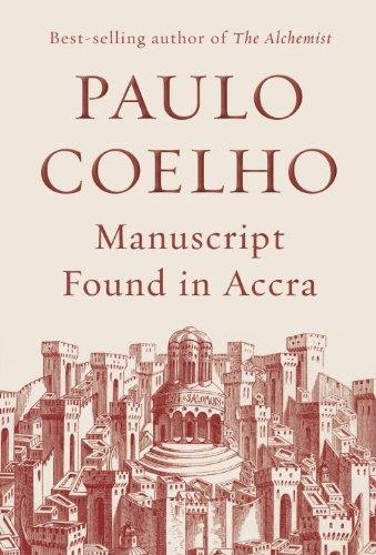 Manuscript Found in Accra:   2013 edition cover