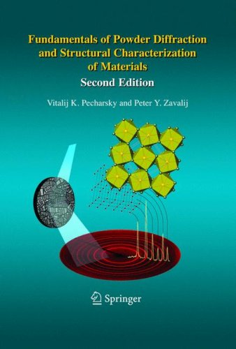 Fundamentals of Powder Diffraction and Structural Characterization of Materials  2nd 2009 edition cover