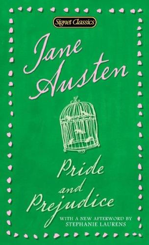 Pride and Prejudice  200th edition cover