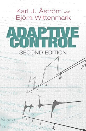 Adaptive Control Second Edition 2nd 2008 edition cover