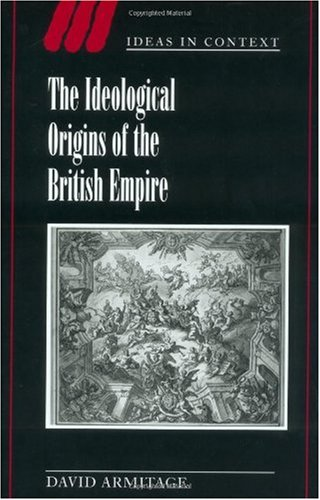 Ideological Origins of the British Empire   2000 edition cover