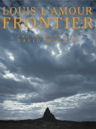 Frontier  N/A 9780553050783 Front Cover