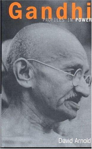 Gandhi   2001 edition cover