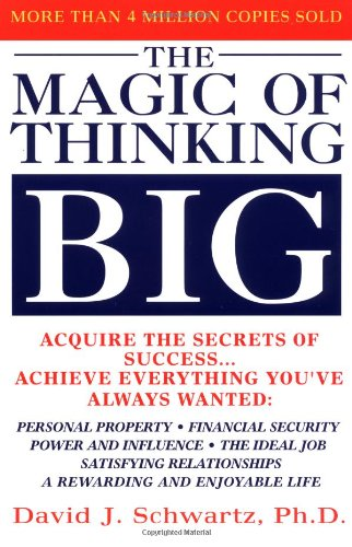 Magic of Thinking Big   1965 9780671646783 Front Cover