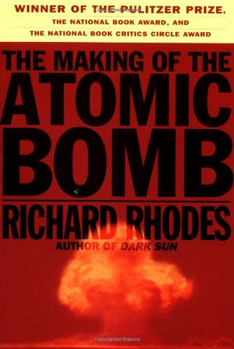 Making of the Atomic Bomb   1995 edition cover