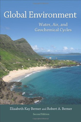 Global Enviroment Water, Air, and Geochemical Cycles 2nd 2012 (Revised) edition cover