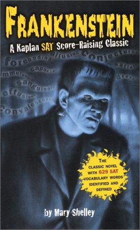 Frankenstein A Kaplan SAT Score-Raising Classic  2004 edition cover