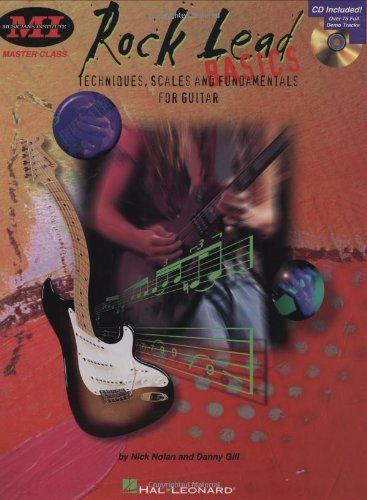 Rock Lead Basics Techniques, Scales and Fundamentals for Guitar N/A edition cover