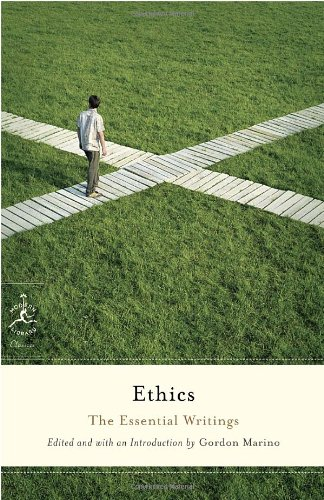 Ethics The Essential Writings  2010 9780812977783 Front Cover