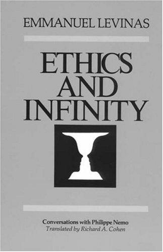 Ethique et Infini  N/A edition cover