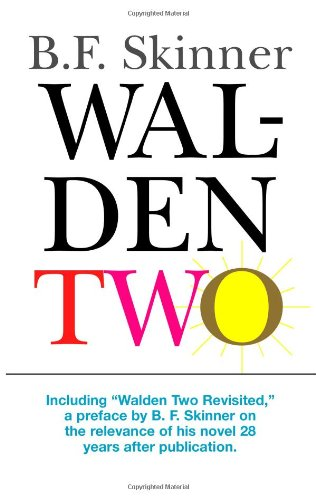 Walden Two  Reprint edition cover