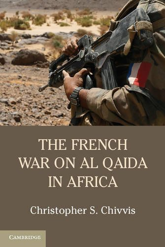 French War on Al Qa'ida in Africa   2015 9781107546783 Front Cover