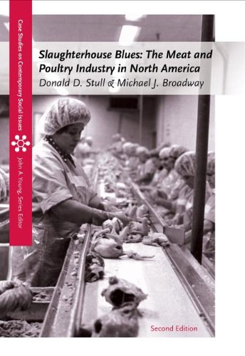 Slaughterhouse Blues The Meat and Poultry Industry in North America 2nd 2013 edition cover