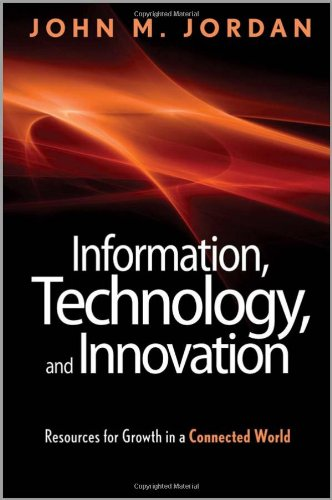 Information, Technology, and Innovation Resources for Growth in a Connected World  2012 edition cover