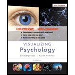 Visualizing Psychology  3rd 2013 edition cover