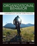 ORGANIZATIONAL BEHAV.-W/ACCESS >CUSTOM< N/A edition cover