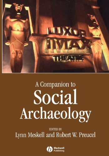 Companion to Social Archaeology   2006 edition cover