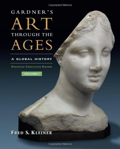 Gardner's Art Through the Ages A Global History 13th 2011 9781439085783 Front Cover